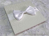 Thank you wedding card - White Photo Book