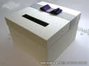 Kutija za kuverte - Pruple Shine box