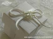 Poklon za goste - Bijeli leptir