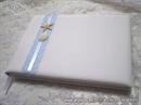 Knjiga gostiju  za vjenčanje - Bijela morska