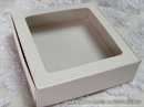 Kutija za konfete - Kutija s prozorčićem