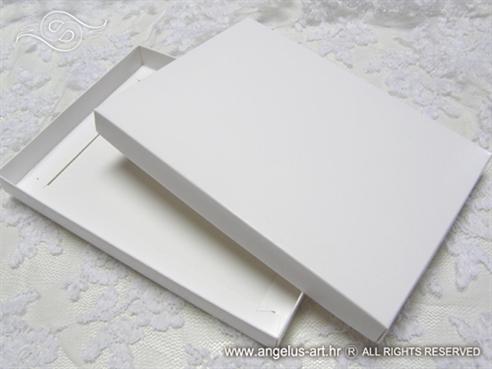 Bijela Kutija pravokutna