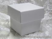 Konfet bijela kutijica za bombone