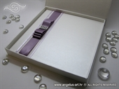 Purple Luxury Guestbook