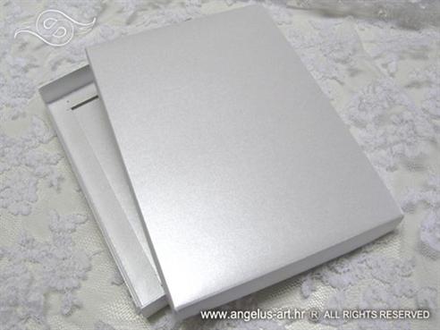 Perlasta bijela kutija