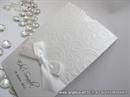 Pozivnica za vjenčanje - True White Charm2