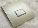 Pozivnica za vjenčanje Simple Lilac Classic