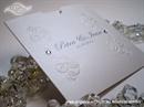 Pozivnica za vjenčanje White Charm