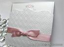 Pozivnica za vjenčanje - Pink Angel Charm