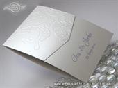 Zahvalnica za vjenčanje White Classic