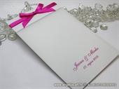 Zahvalnica za vjenčanje - Hot Pink Romance