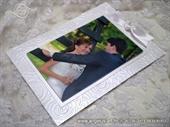 Zahvalnica za vjenčanje White Rose