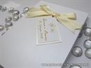 Zahvalnica za vjenčanje - Cream Butterfly Beauty