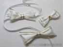 Kitica za rever - White Gold Elegance