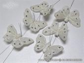 Dekorativni element - Leptiri sa cirkonima