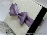 Purple Bow Book