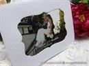 bijeli okvir za slike viticasti ukrasni okvir