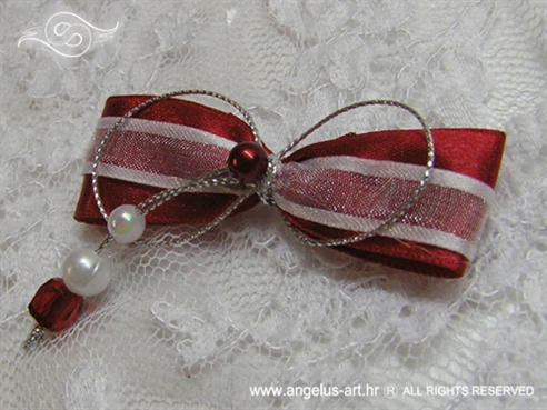 Red and White Pearls