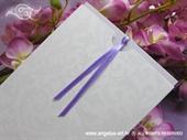 Pozivnica za vjenčanje Royal Charm Lilac
