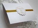 Pozivnica za vjenčanje Gold Sunshine 2
