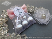 Wedding gifts - Silver Bon Bons