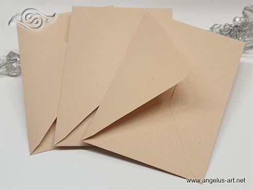 Breskva kuverta 12x17cm