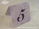 Broj stola za vjenčanje - Lilac Blossom