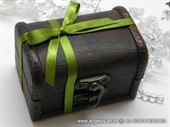 Exclusive greeting card - Treasure Chest