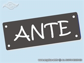 Baby Tablica - TIP Ante