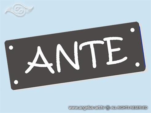 TIP Ante