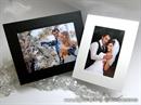 Zahvalnica za vjenčanje - White Frame Line