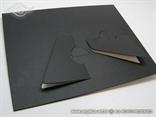 crni samostojeci kartonski okvir 4871