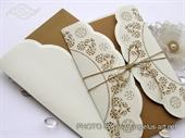 Pozivnica za vjenčanje - Natural Divas