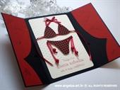 Ekskluzivna čestitka - Bikini