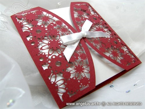 Exclusive Red Flower Diva