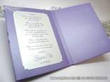 Exclusive Lilac Book