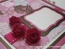 Ekskluzivna čestitka - Pink Blossom