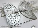 Pozivnica za vjenčanje - Exclusive Silver Diva