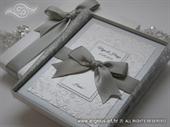 Zahvalnica za vjenčanje - Silver Photo Book
