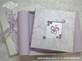 Ekskluzivna čestitka - Lila Leptirić