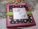 Pozivnica za vjenčanje - Exclusive Candy Book