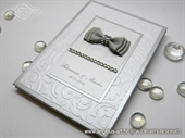 Zahvalnica za vjenčanje - Silver Shine Photo Book