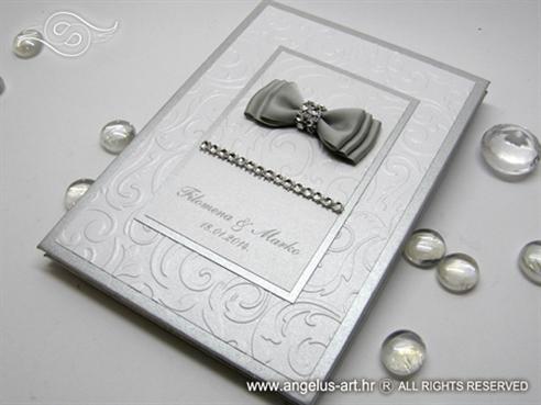 Silver Shine Photo Book