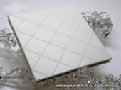 Zahvlanica za vjenčanje White Photo Book