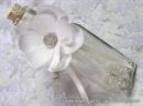 Pozivnica za vjenčanje Poruka u boci - White Flower