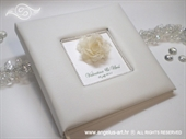 Photo albums - White Rose
