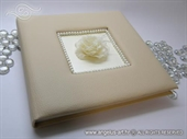 Photo albums - Cream Rose