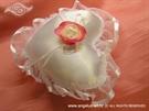 Jastučići za prstenje jastučići srce