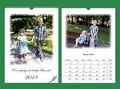 Personalizirani poklon - Kalendar sa slikom A3