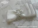 Kitica i rever za vjenčanje White Elegance